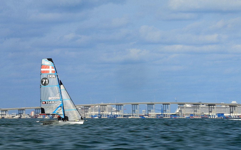 Danish duo claim 49erFX title on dramatic final day at European Championships