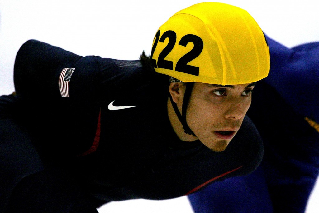 Apolo Ohno will be inducted into the Hall of Fame ©Getty Images