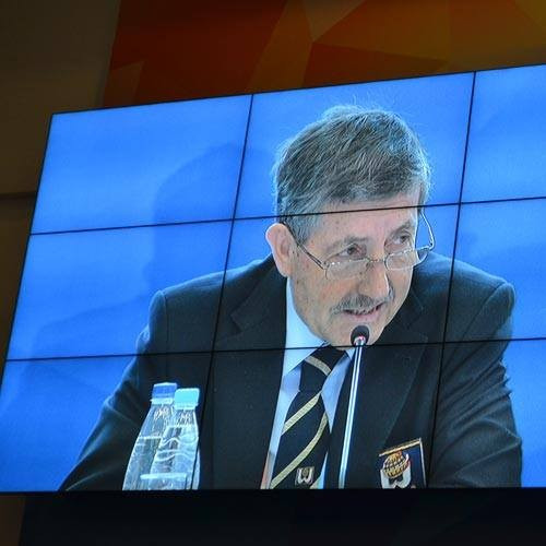 IWGA President José Perurena will sign a Memorandum of Understanding with the IOC on Tuesday ©IWGA