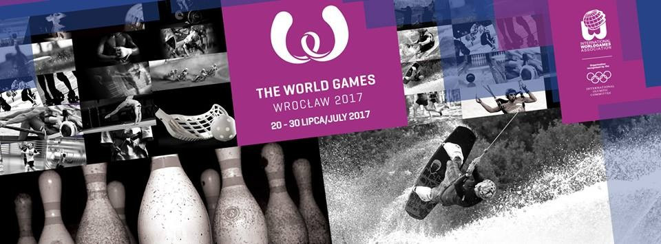 A record 111 countries are due to compete at this year's World Games in Wrocław ©IWGA