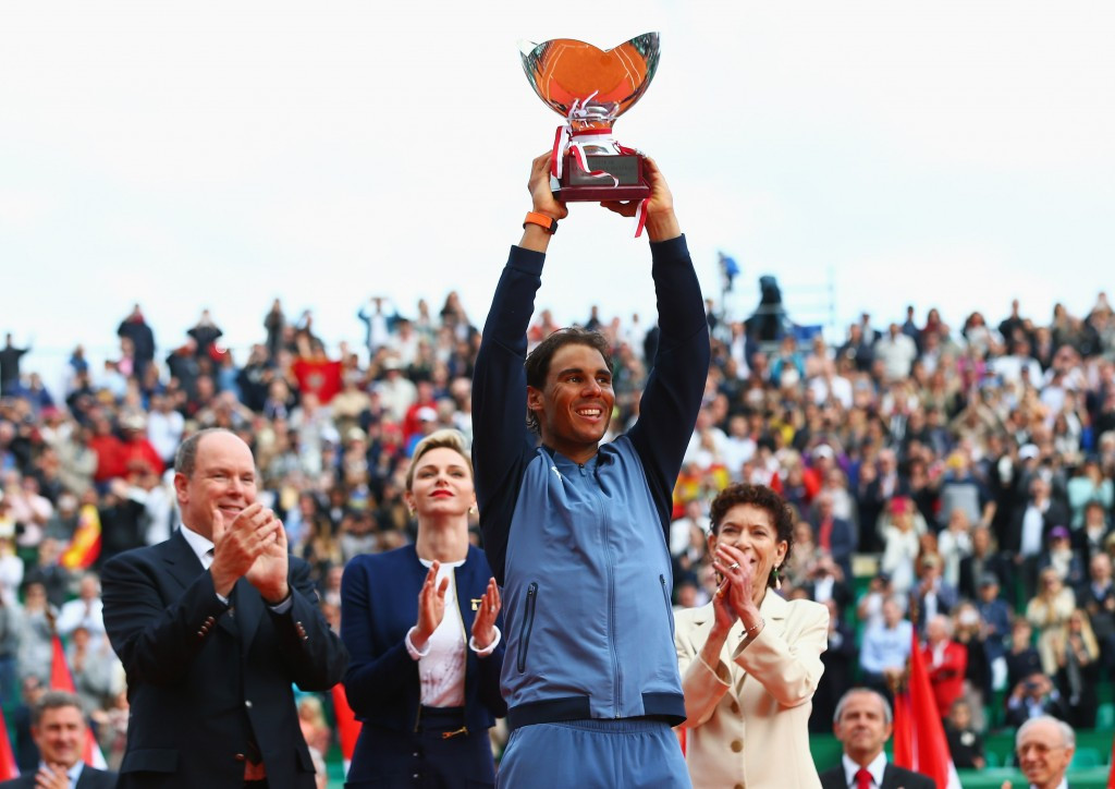 Nadal downs Monfils to claim ninth Monte-Carlo Rolex Masters crown