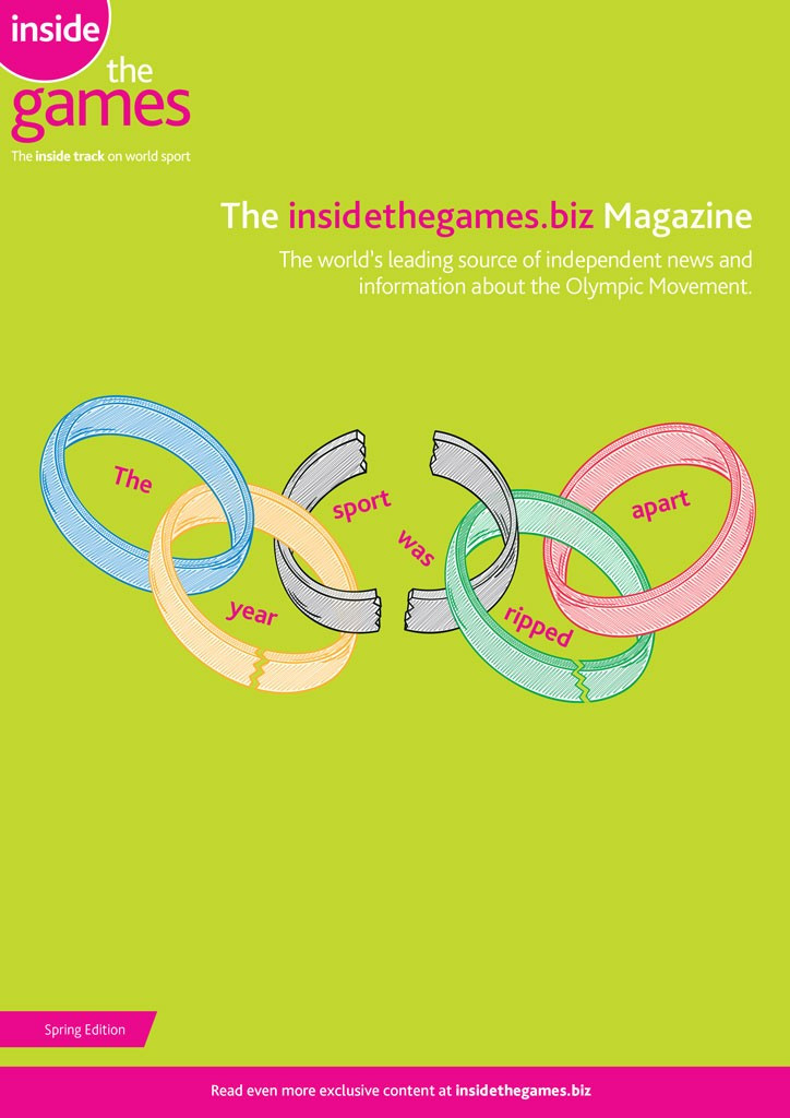 The insidethegames.biz Magazine Spring Edition 2016