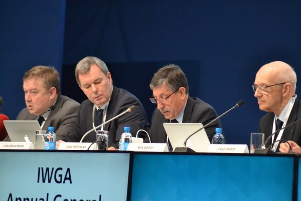 International World Games Association reject proposal to change voting procedures and sports programme