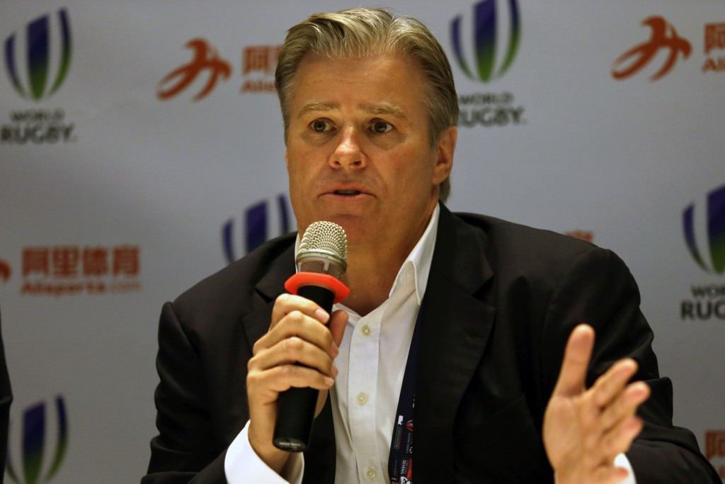 World Rugby chief executive Brett Gosper says the governing body are not worried about ticket sales for Rio 2016