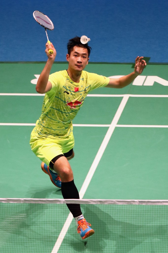 Reigning men's champion knocked out in round one at BWF China Masters