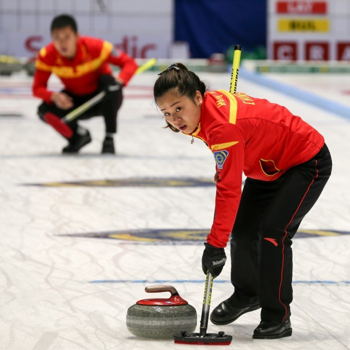 China are also yet to taste defeat