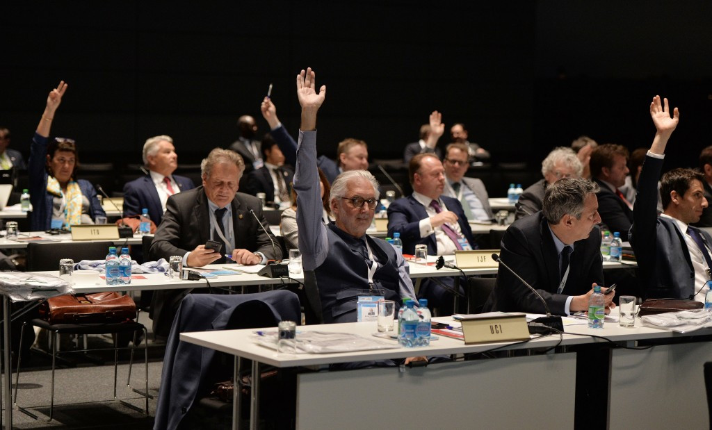 Vizer calls for greater role for International Federations in selection of Olympic host cities