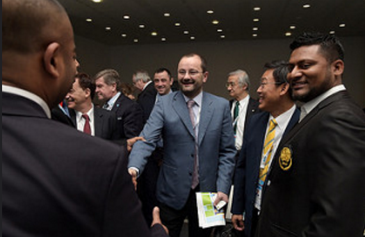 A lobbying process is intensifying for the SportAccord Presidency ©SportAccord Convention/Flickr