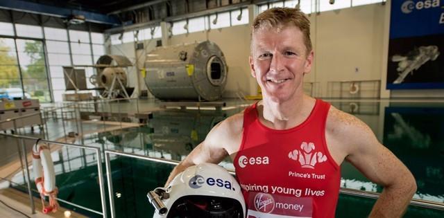British astronaut Peake primed to run London Marathon aboard International Space Station