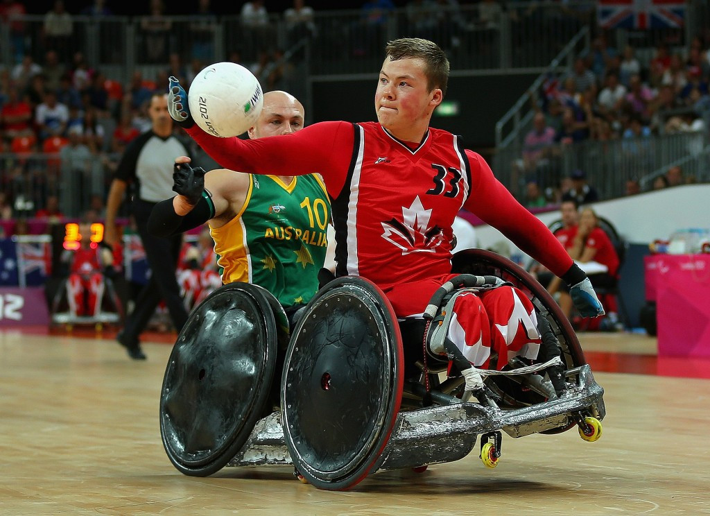 Rio 2016 wheelchair basketball draw groups Paralympic and world champions together