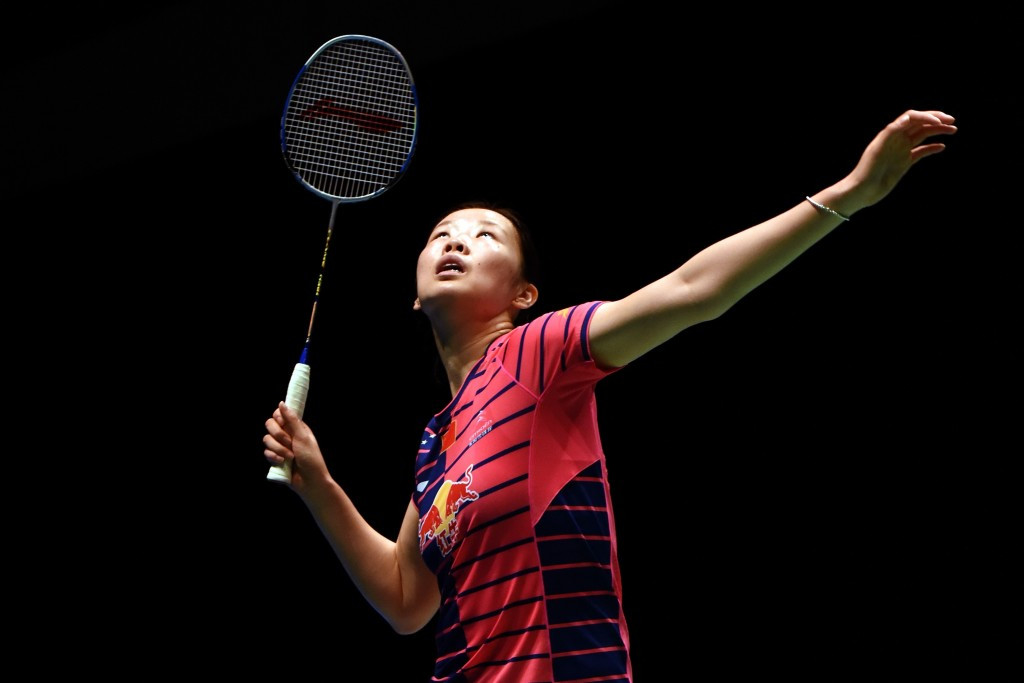 Olympic gold medallist Li storms through at BWF China Masters