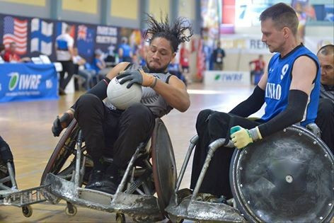 New Zealand claim second automatic semi-final spot at Rio 2016 Wheelchair Rugby qualifier