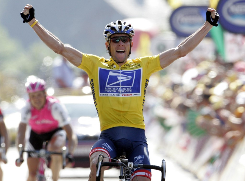 Cyclist Lance Armstrong is one figure who is thought to have abused the TUE system ©Getty Images