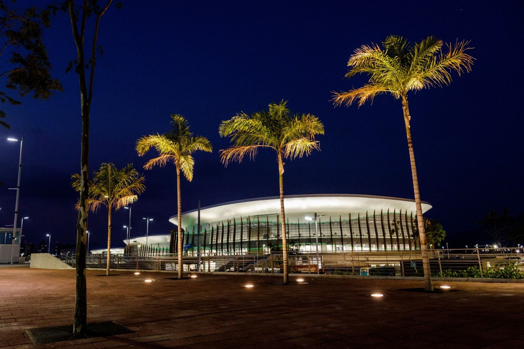Finals will be held at Carioca Arena 3