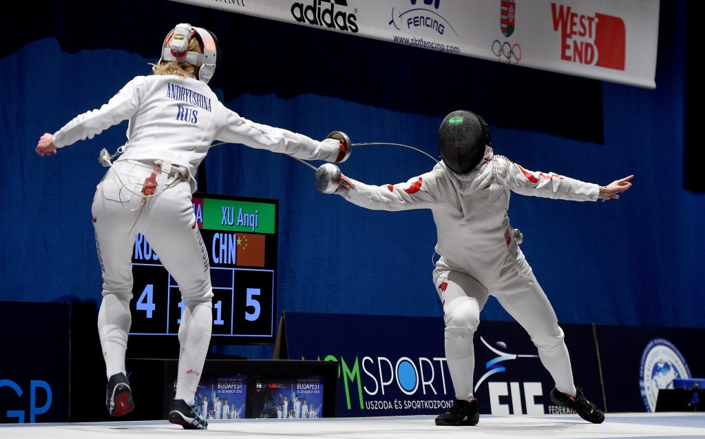 The fencing test event for Rio 2016 will begin tomorrow ©Getty Images