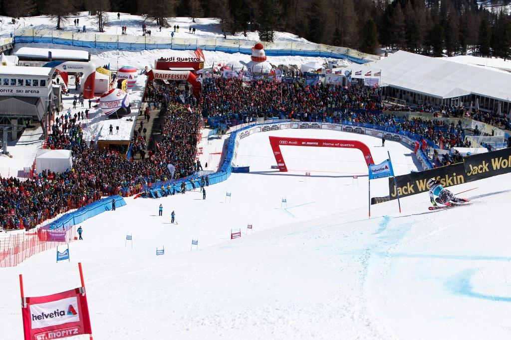 FIS impressed after making St Moritz 2017 inspection