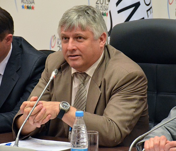 FISU secretary general admits time could be an issue but remains confident Almaty 2017 will be a great event ©FISU