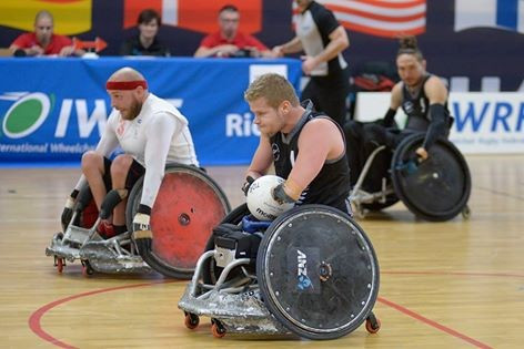New Zealand lost out to Denmark in the bronze medal match