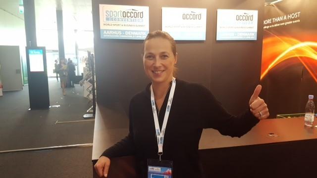 Anna Arzhanova has pledged to work closer with the IOC as SportAccord President ©AnnaArzhanova