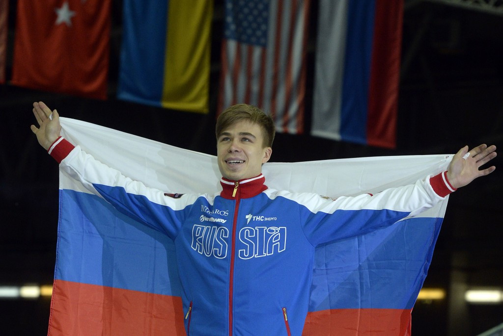 Olympic champion Elistratov among host of Russians to have bans lifted after testing positive for meldonium