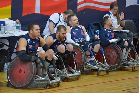 France and United States wheelchair rugby teams secure Paralympic places at Rio 2016