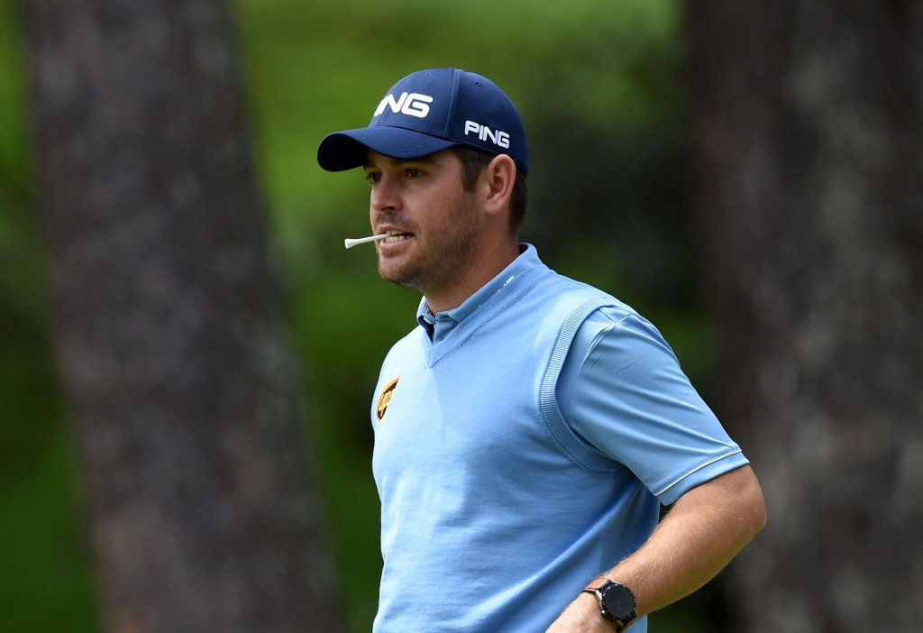 South Africa's Louis Oosthuizen has announced he will not play in the Rio 2016 Olympic golf tournament ©Getty Images
