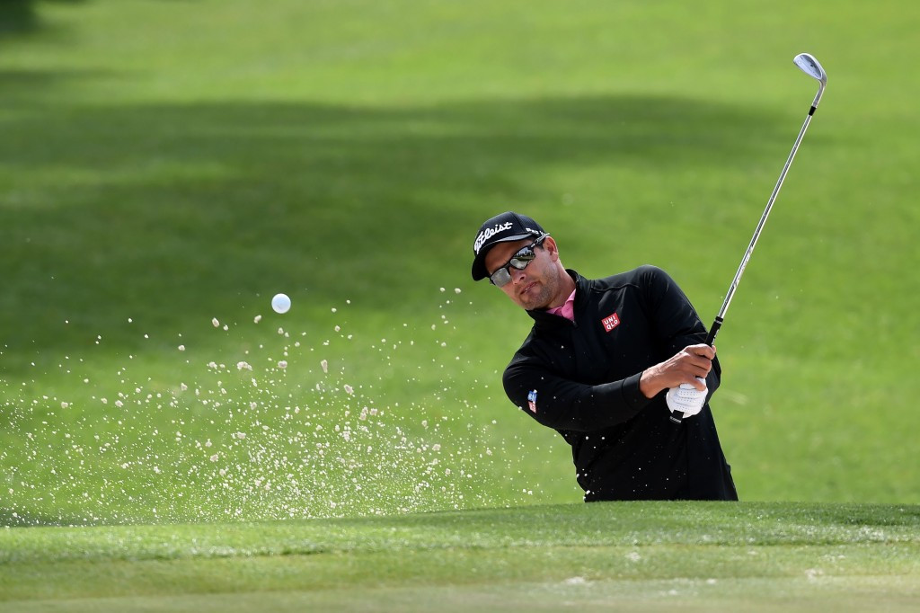 Australia's Adam Scott is among leading golfers to turn down the chance to compete at Rio 2016 ©Getty Images
