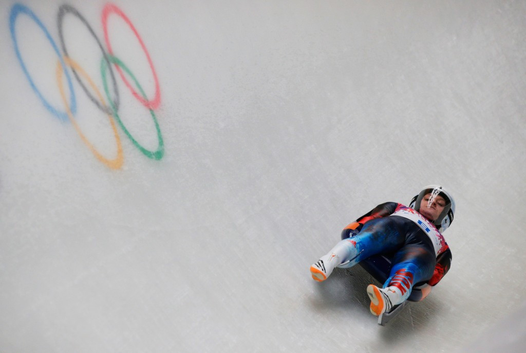 Former European luge champion announces retirement