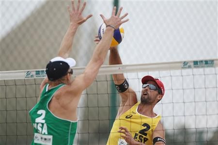Herrera and Gavira reach Fuzhou Open semi-finals in bid for back-to-back FIVB World Tour victories