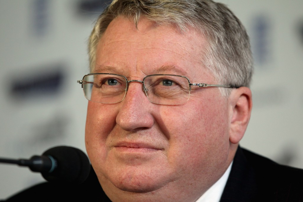RLIF chief executive David Collier has admitted to being disappointed following the SportAccord decision ©Getty Images