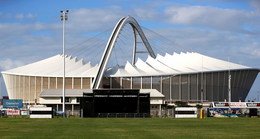 EThekwini Municipality have approved a ZAR1.1 billion budget towards Durban 2022 Commonwealth Games bid after a report by municipal manager S'bu Sithole ©Getty Images