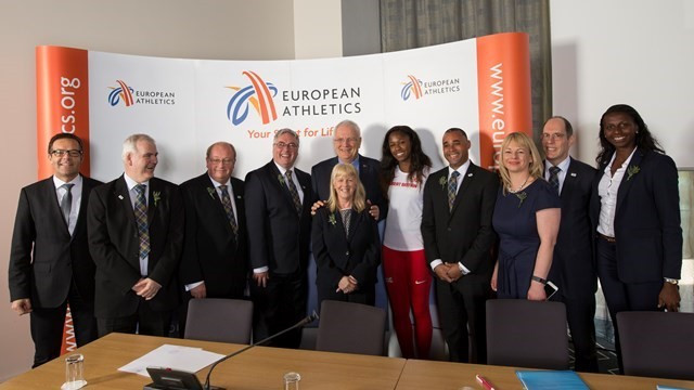 Glasgow were awarded the 2019 European Indoor Athletics Championships, the second time the Scottish city will have hosted it, after beating rival bids from Apeldoorn, Minsk and Torun ©European Athletics