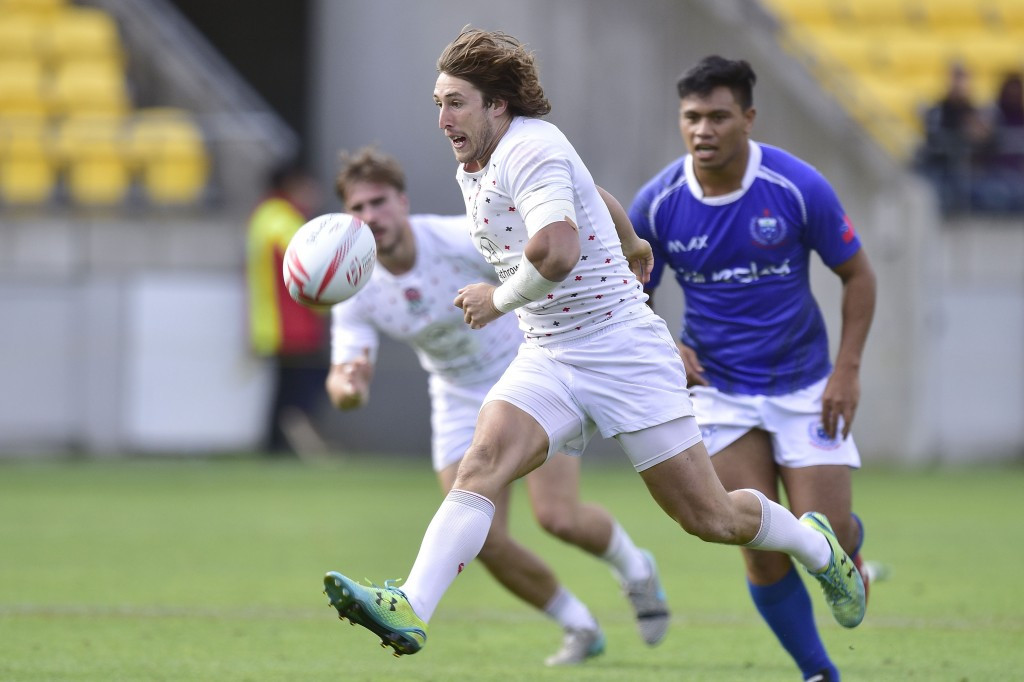 Dan Bibby is hoping to represent Team GB's rugby sevens team at Rio 2016
