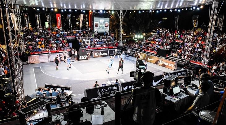 FIBA confirms 2016 calendar for 3x3 World Tour