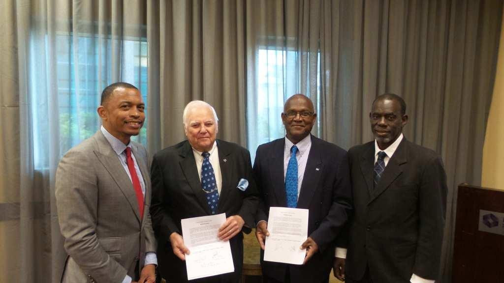"""CANOC pledge """"full support"""" for good governance after joining Sport Integrity Global Alliance"""
