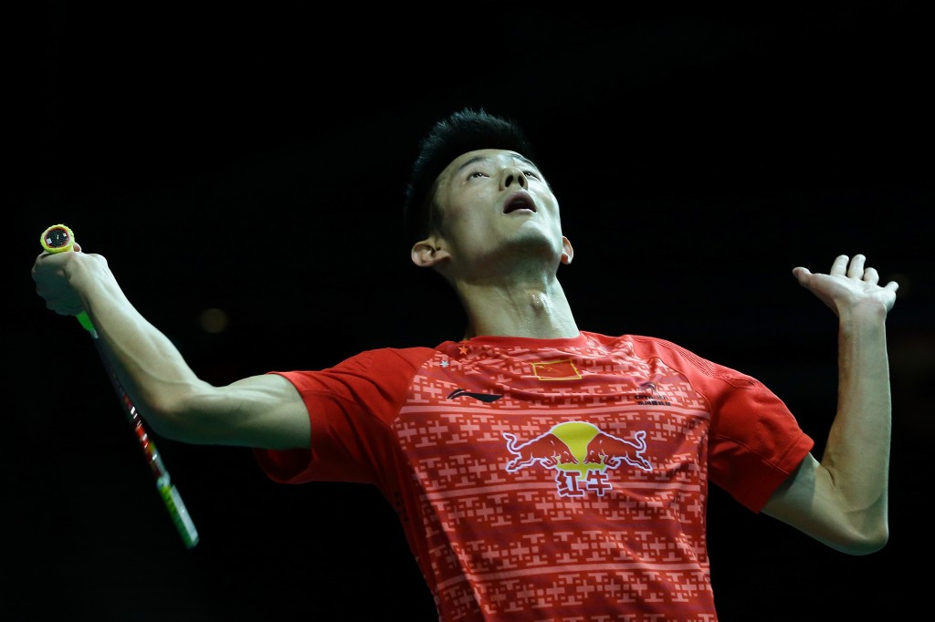 Top seeds to clash in men's final at BWF China Masters
