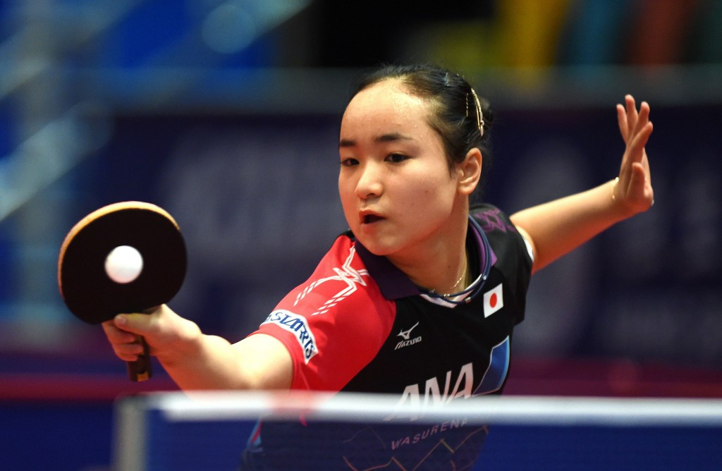 Teenage star Ito crashes out of ITTF World Tour Polish Open
