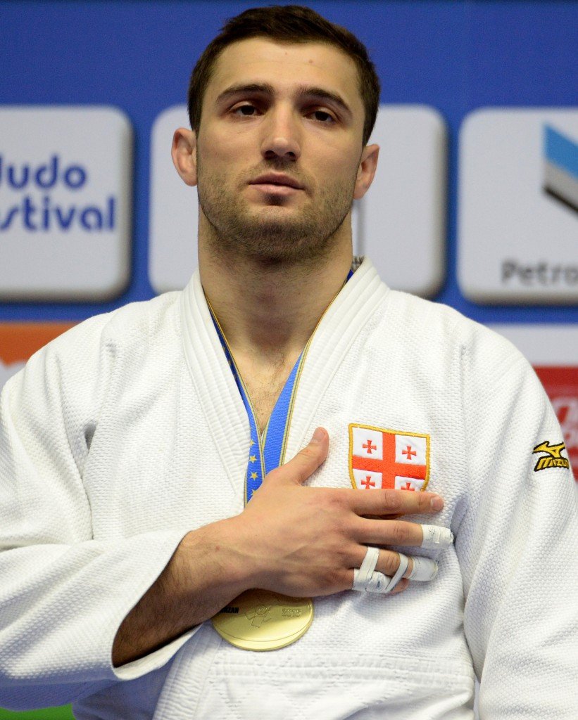 Georgian lands third continental crown as European Judo Championships come to a close