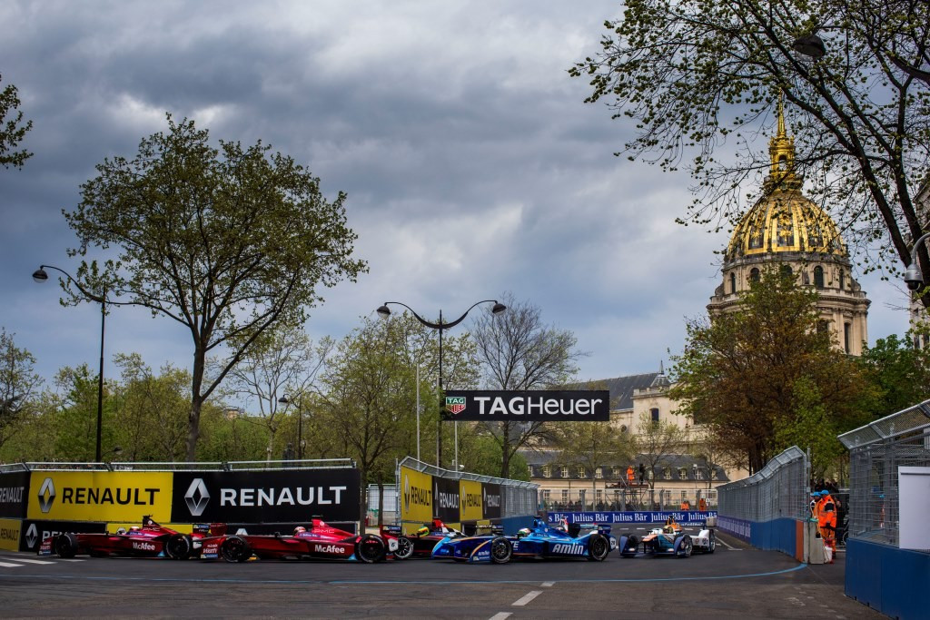 Formula E race further demonstrates Paris' ability to stage major events, Bid Committee claim