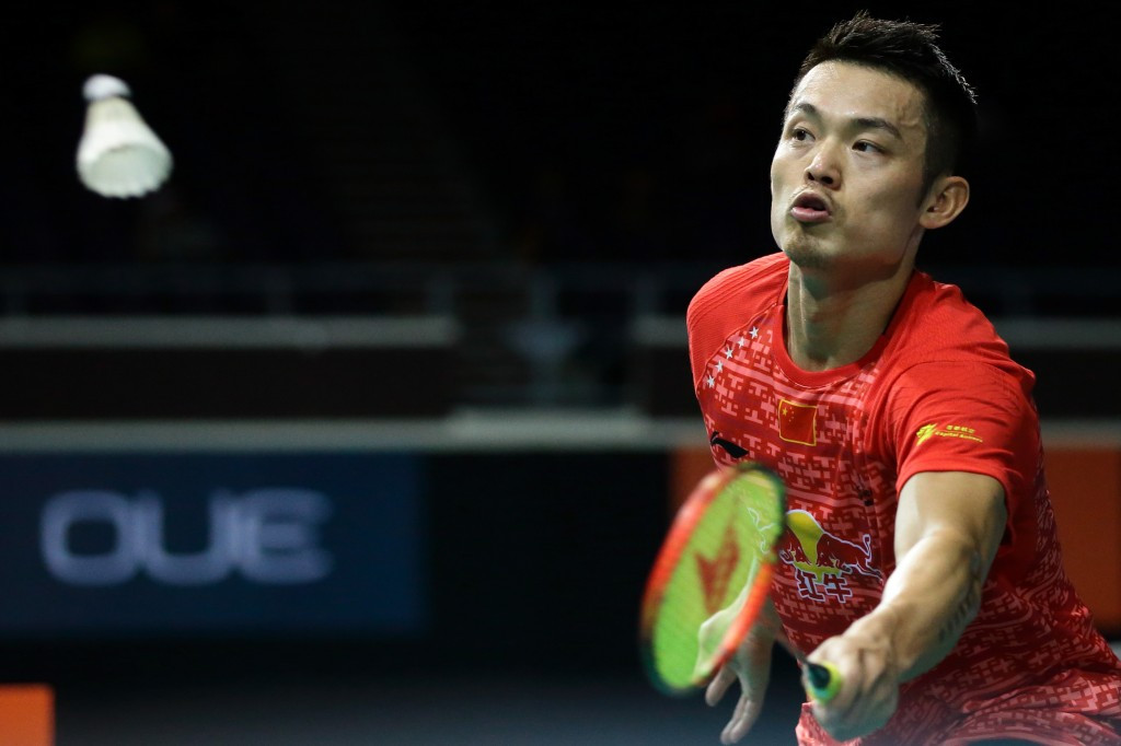 Double Olympic champion Lin beats world number one in BWF China Masters final
