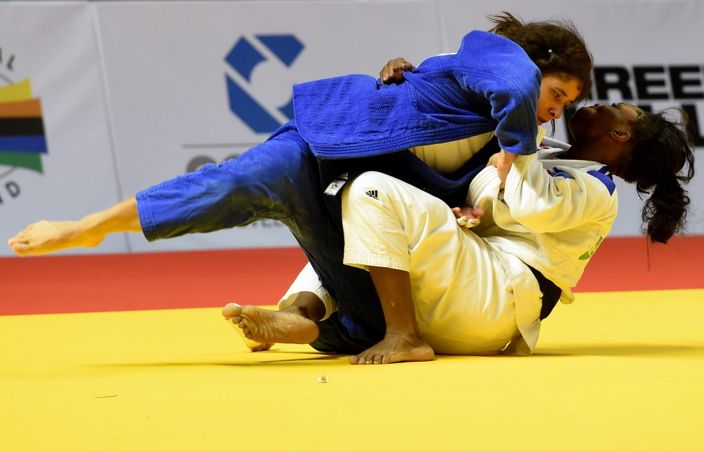 Poland win first-ever European women's judo team title