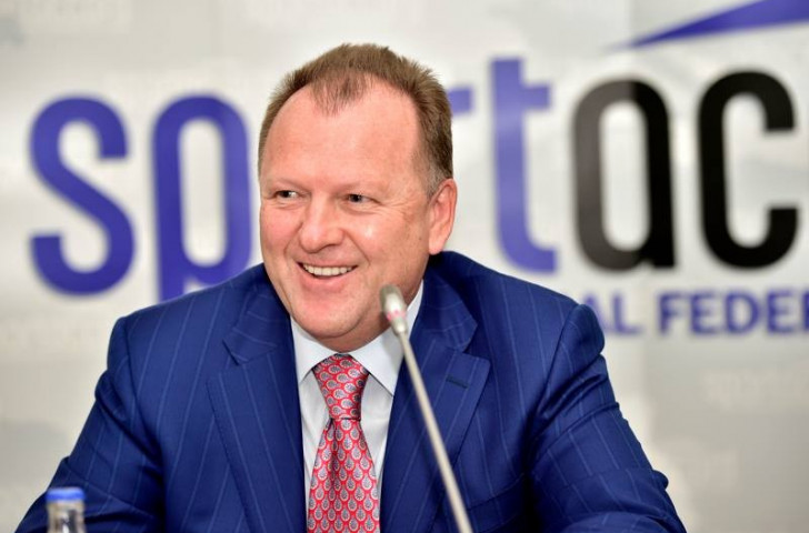 Marius Vizer has resigned as President of SportAccord ©SportAccord