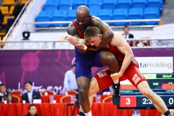 Turkey, Moldova and Poland each secured two Rio 2016 quota places ©UWW