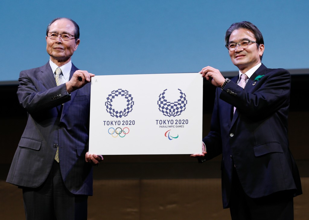 Tokyo 2020 unveil logos for Olympic and Paralympic Games