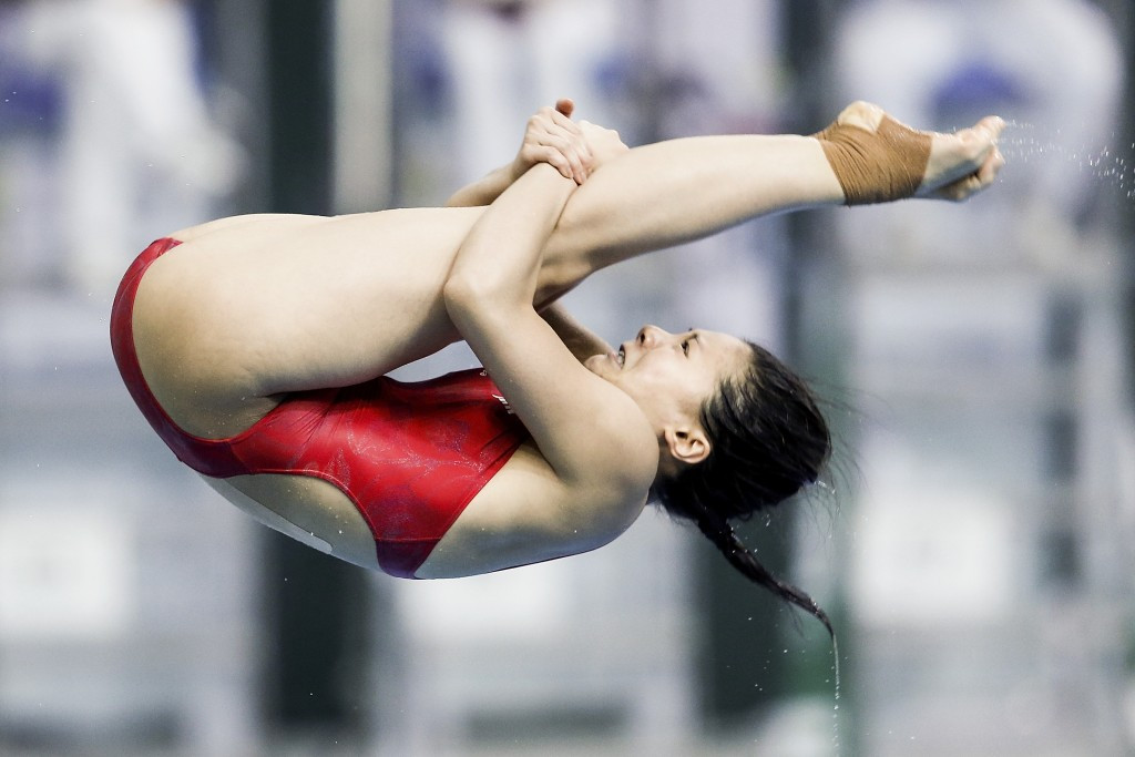 China untouchable yet again as FINA Diving World Series event in Kazan comes to a close