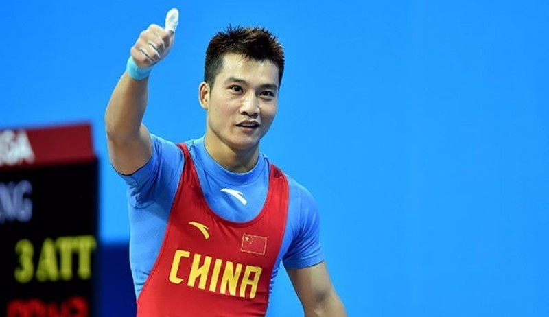 Nanjing 2014 champion Meng Cheng also secured Chinese gold on day one ©Nanjing 2014