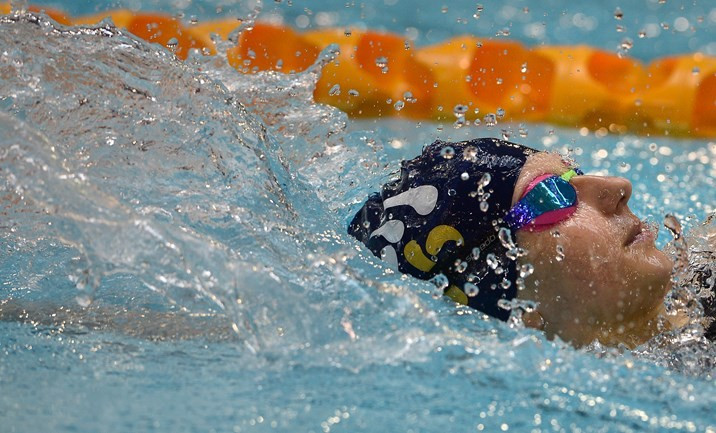 Twelve-year-old Briton reaches Rio 2016 Paralympic Games qualification standard