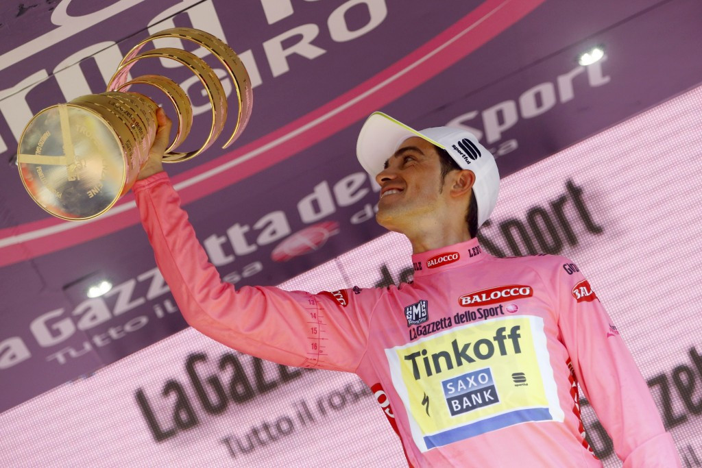 Contador seals second Giro d'Italia title as Keisse earns final stage win in Milan