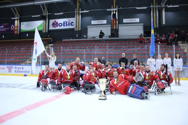 Pledge made to strengthen winter Para-sports around the world at conference in Östersund