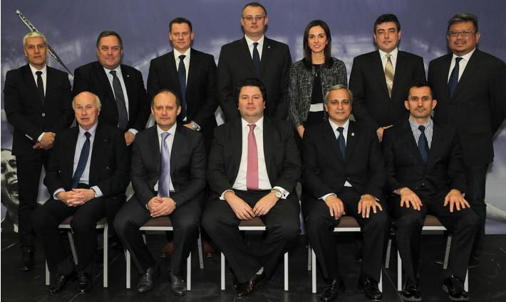 Verpoorten re-elected Badminton Europe President